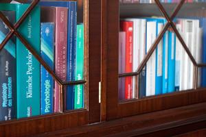 Bücherschrank geschlossen 2